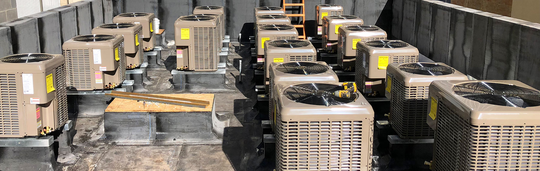 commercial hvac dallas